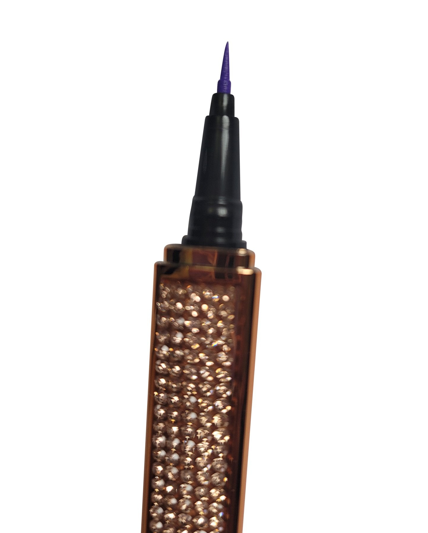 Purple 2-in-1 Adhesive Eyeliner