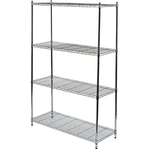 Antimicrobial Wire Shelving