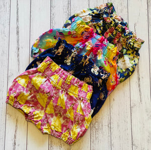 Paperbag Shorts Custom Made