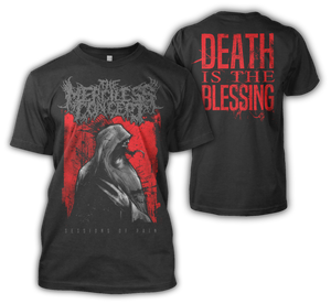 "The Merciless Concept - ""Death is the Blessing"" T-Shirt"