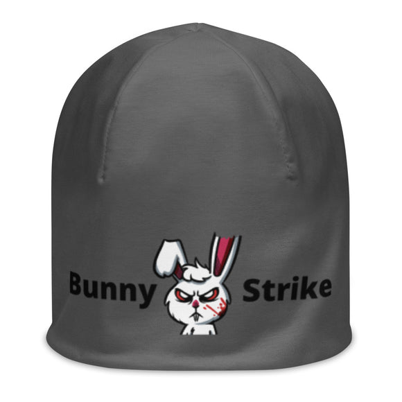 All-Over Print Beanie - BunnyStrike