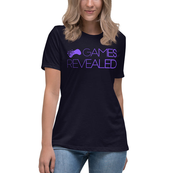 Women's Games Revealed T-Shirt