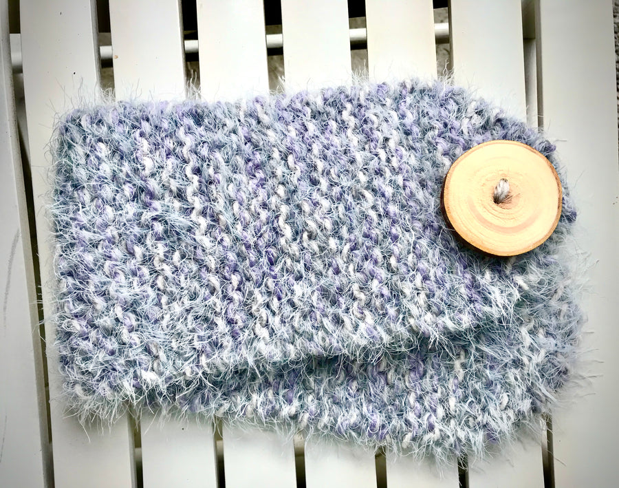 Pretty Pearl - Super Soft Neck Warmer