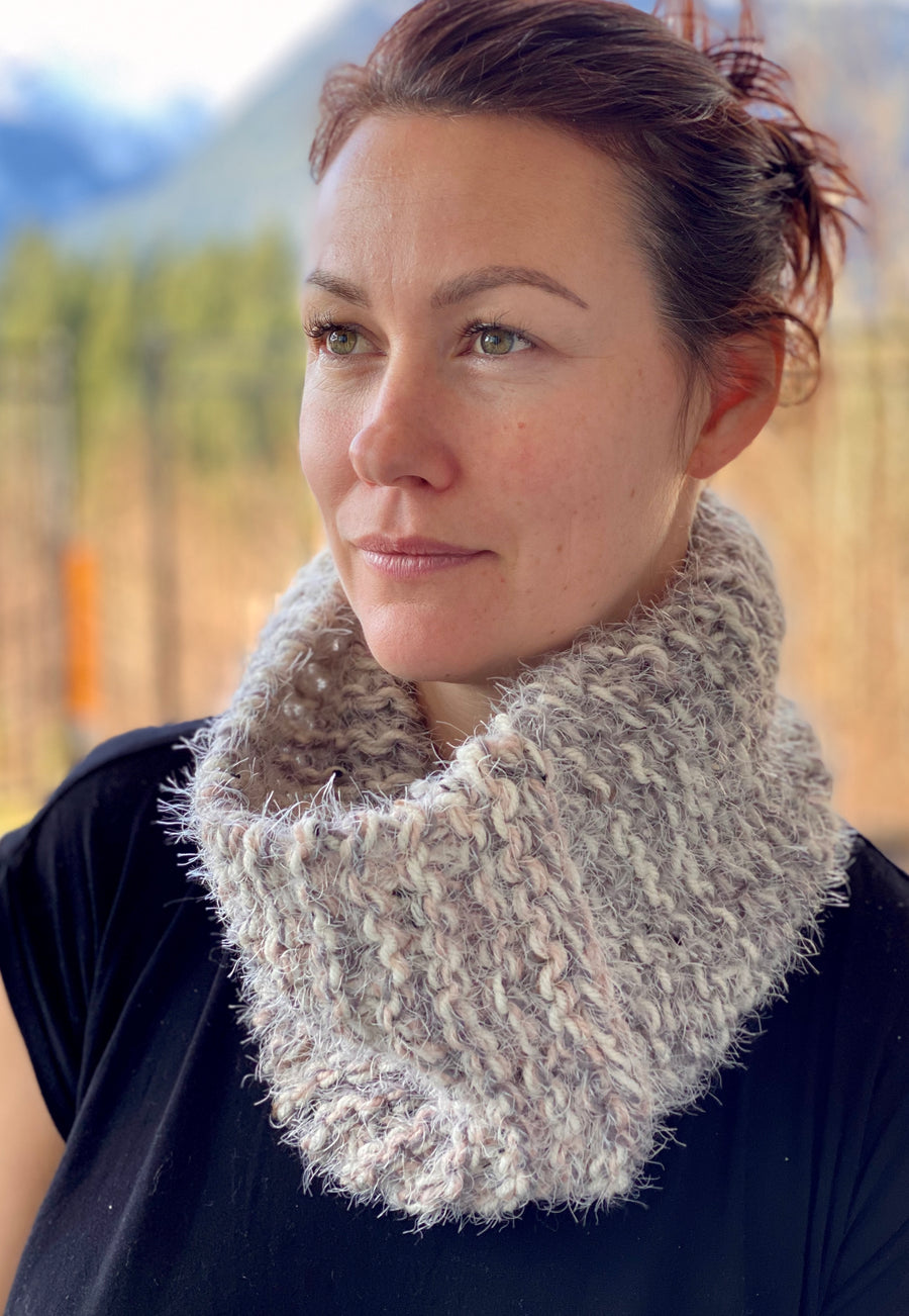 Cozy Soft Neck Cowl