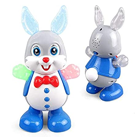 Musical Rabbit toy