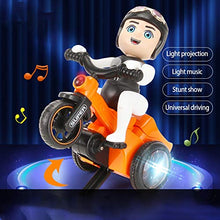 Load image into Gallery viewer, Musical Tricycle Boy