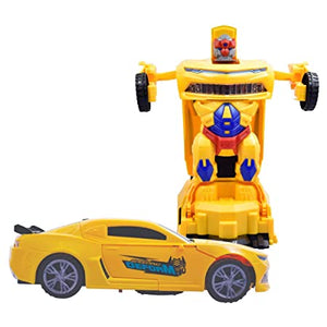 Automatic Robot Car
