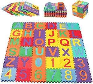 ABC  Fun Learning Puzzle