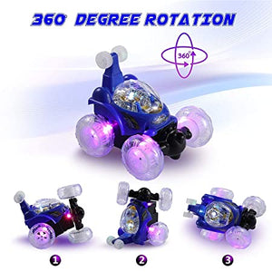 360 Degree Rotating Stunt Car