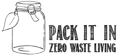 Pack it in zero waste living woocard