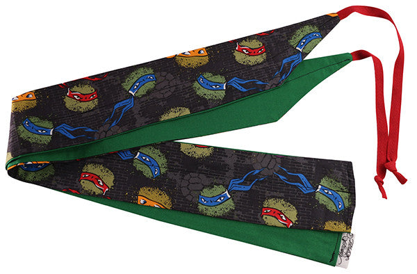 Ninja Turtles 2.0 Wrist Wraps