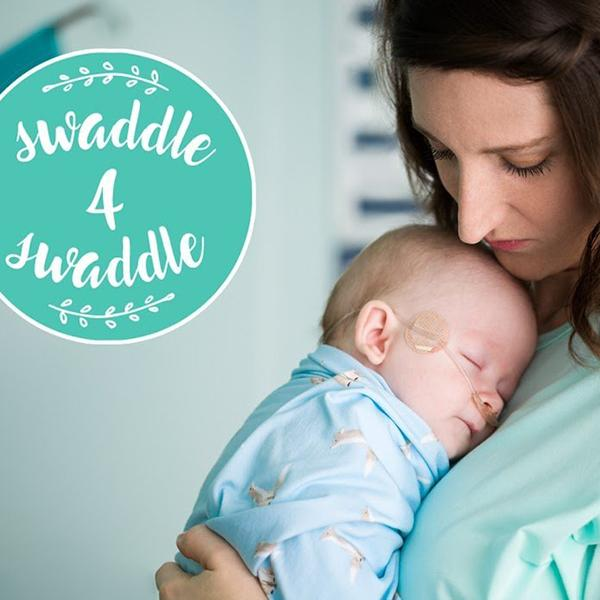 NICU Blanket Donations | swaddle4swaddle