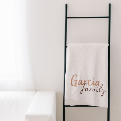 Family Name Blankets image