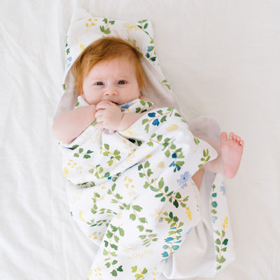 Baby Hooded Towels image