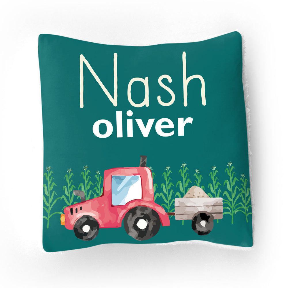 Harvest Time | Throw Pillow