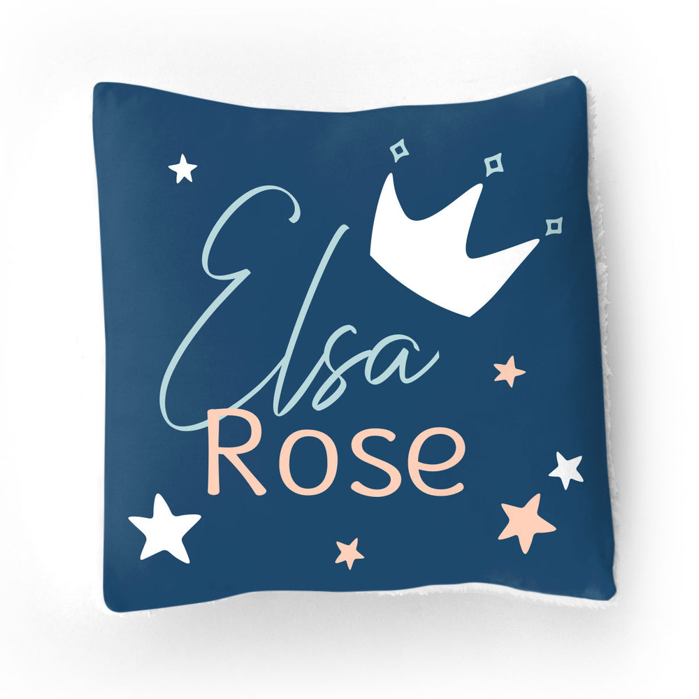 Pretty Princesses | Throw Pillow