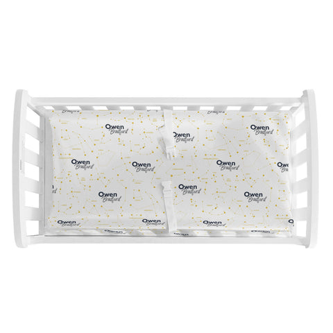Captivating Constellations | Changing Pad Cover