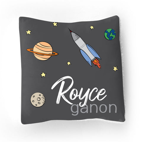 Lost in Space | Throw Pillow