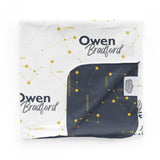 Captivating Constellations | Swaddle Blanket
