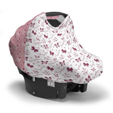 Summer Butterfly | Car Seat Cover