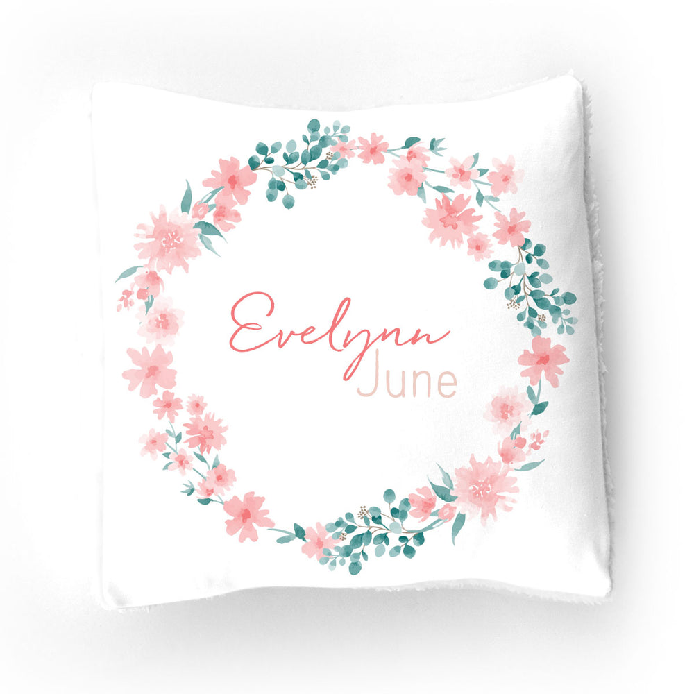 Beautiful Blossoms | Throw Pillow