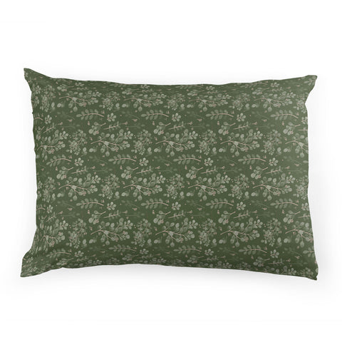 Farmhouse Greenery | Pillow Case