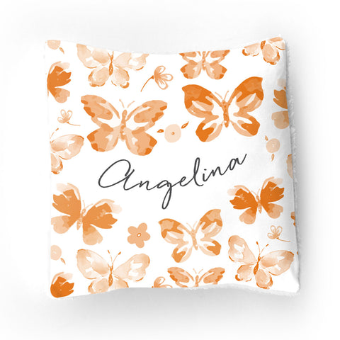 Summer Butterfly | Throw Pillow
