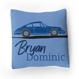 Car Show | Throw Pillow