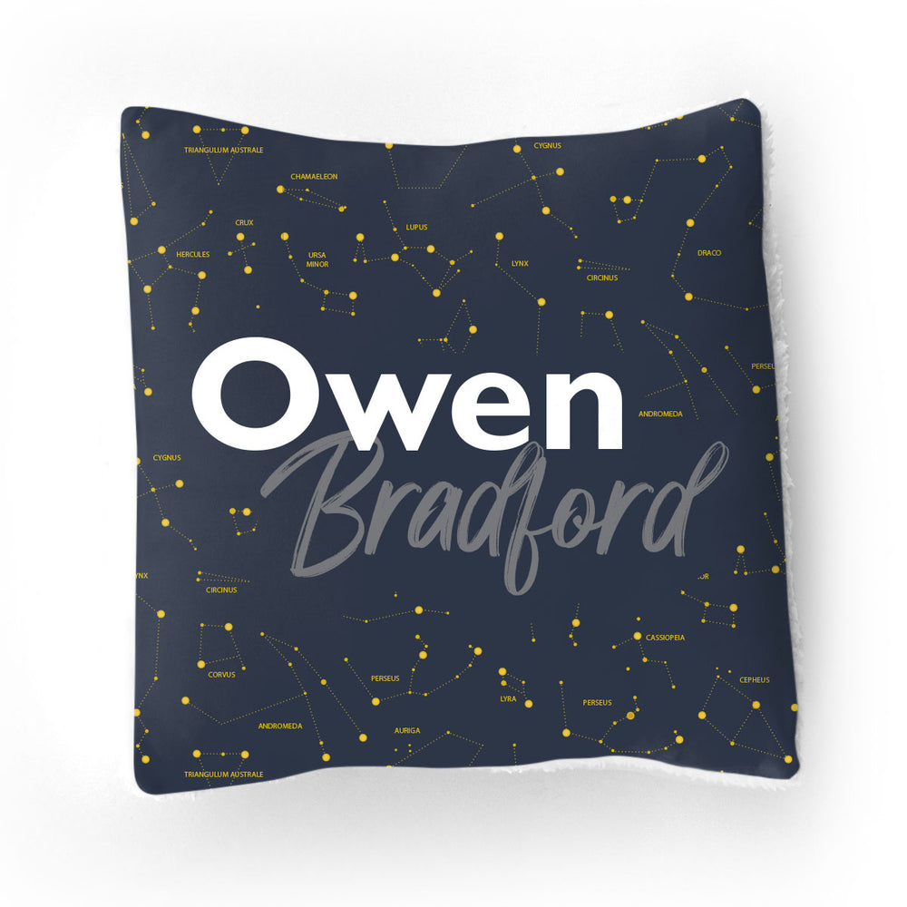 Captivating Constellations | Throw Pillow