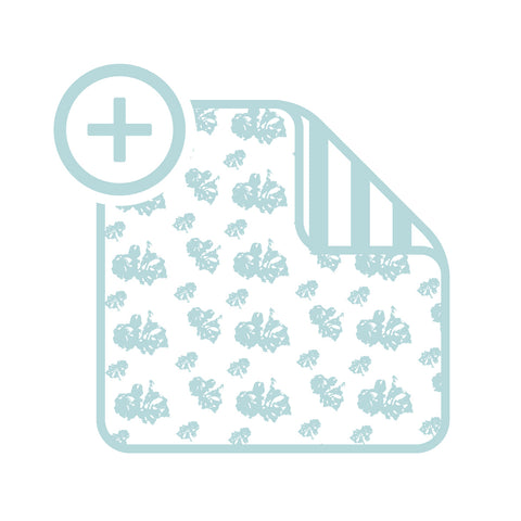 Add a Matching Swaddle Blanket (+$45-$68)
