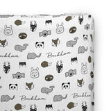 Cuddly Critters | Changing Pad Cover