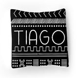 Playful Aztec | Throw Pillow
