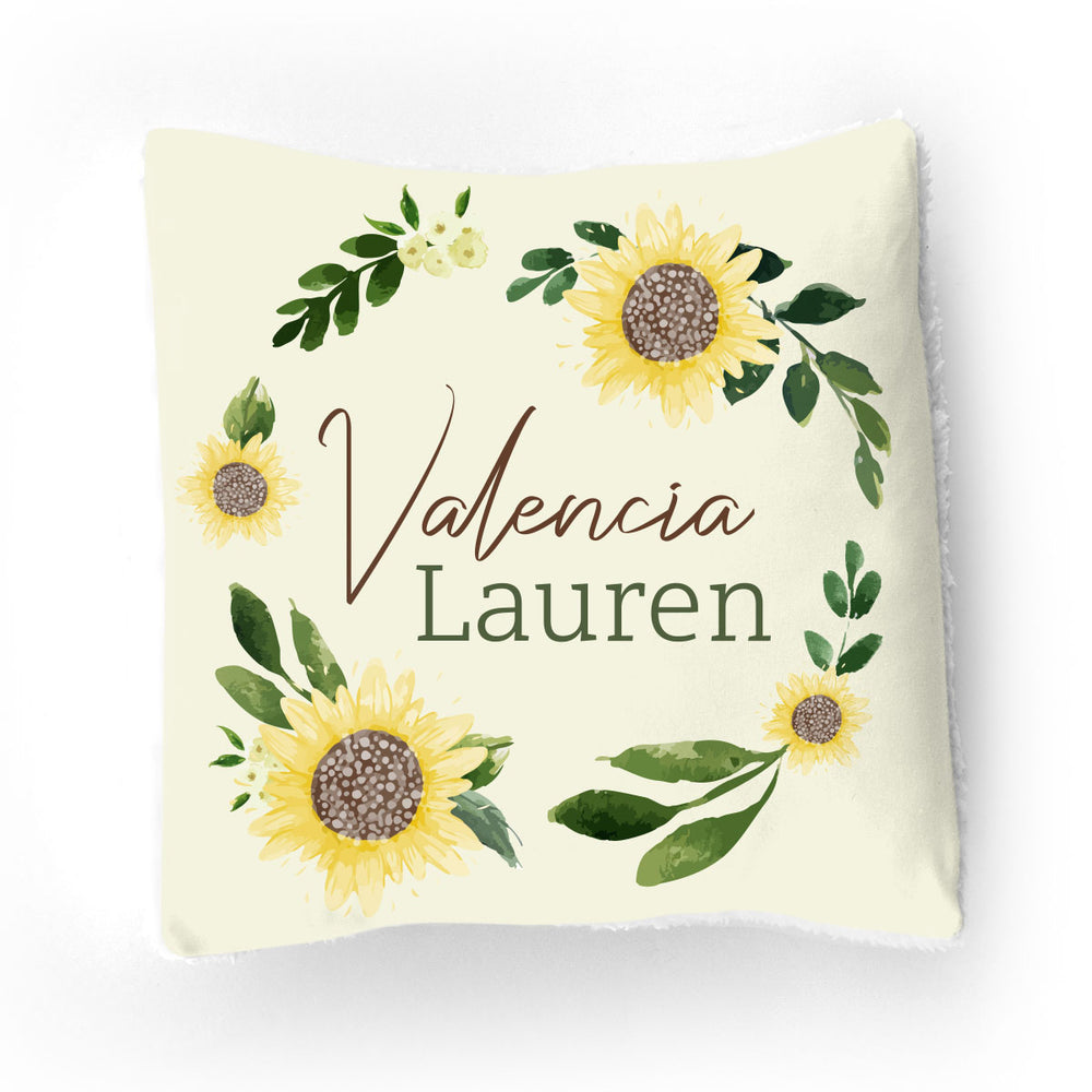 Sweet Sunflowers | Throw Pillow
