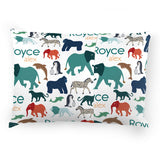 At the Zoo | Pillow Case