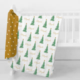 O Christmas Tree | Swaddle Blanket