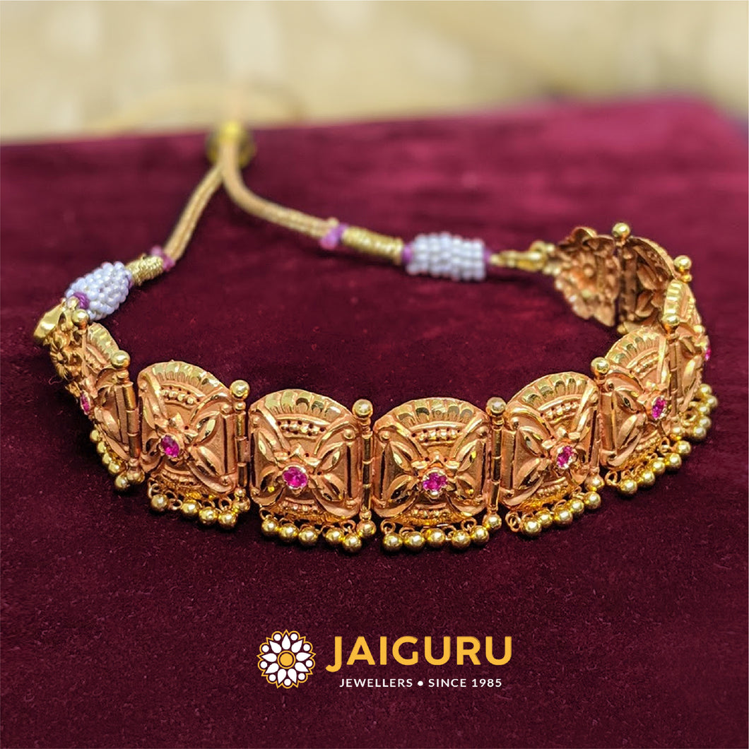 GOLD GULUBAND (NECKLACE)