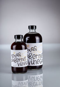 Texas Cabernet Vinegar