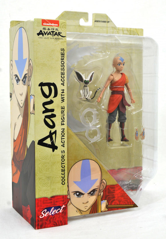 Avatar The Last Airbender Aang Action Figure