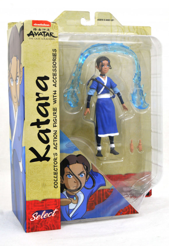 Avatar The Last Airbender Katara Action Figure