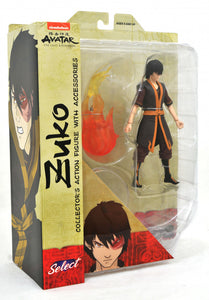 Avatar The Last Airbender Zuko Action Figure