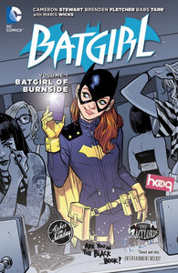 Batgirl Tp Vol 01 The Batgirl Of Burnside