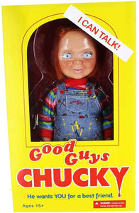 Chucky 15IN Good Guys Figw/Sound -Sneering