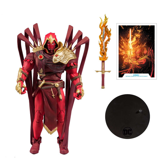 DC White Knight Azrael 7 In Action Figure