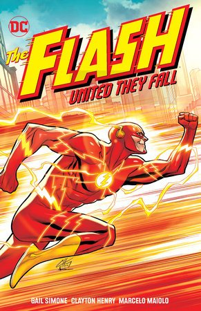 Flash United They Fall Tp