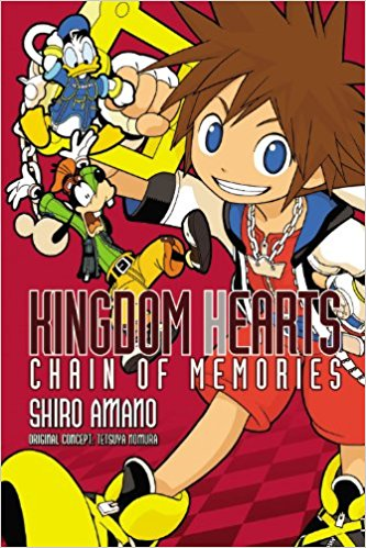 Kingdom Hearts Chain Of Memories Tp New PTG