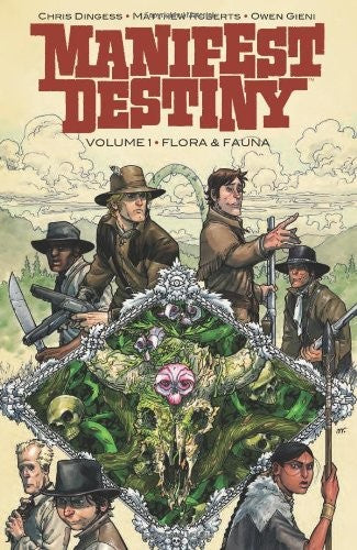 Manifest Destiny Tp Vol 01