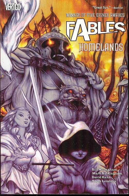 Fables Tp Vol 06 Homelands