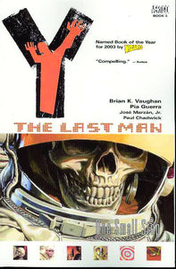 Y The Last Man Tp Vol 03 One Small Step