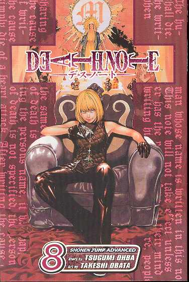 Death Note Vol 8 Tp