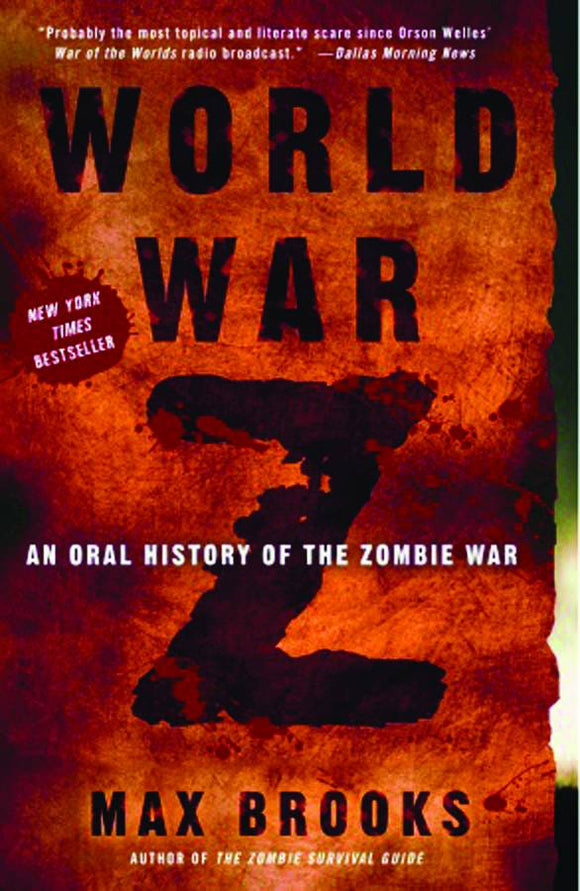 World War Z Oral History Of Zombie War Sc